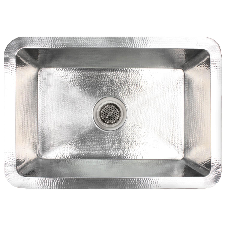 Gemini 59 inch modern single sink vanity set free shipping today - Linkasink Bathroom Sinks Copper C054 Wc Rectangle Copper Sink 18 X 14 X