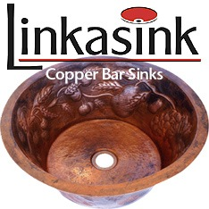 Linkasink Bar Sinks - 2 Inch Drain