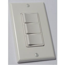 Panasonic Fans Accessories - WhisperControl - FV-WCSW41-W Switch - White