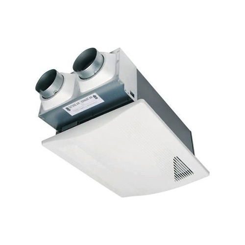 Panasonic Fans - WhisperComfort - FV-04VE1 Spot ERV Ceiling Insert Ventilator - 40-20 or 20-10 CFM - 0.8 Sones - 2 x 4 Inch Ducts
