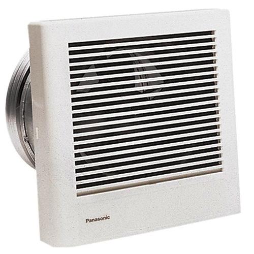 Panasonic Whisper Wall Mounted Bathroom Fan Sevenstonesinccom - Panasonic whisper wall mounted bathroom fan
