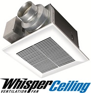 Panasonic Fans - WhisperCeiling & WhisperLite