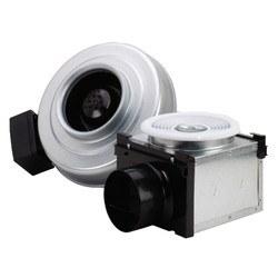 Fantech Bathroom Fan PB110L10   Single Grille With 10watt LED Dimmable  Light 110 Cfm