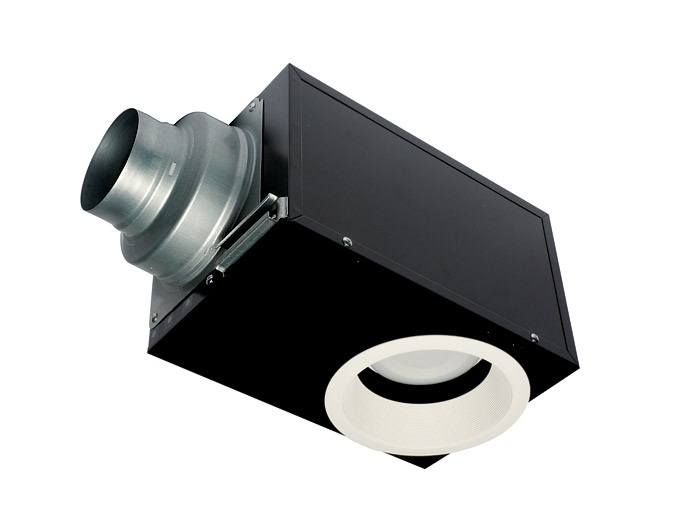 "Panasonic Fans - WhisperRecessed LED - FV-08VRE2 - 80 CFM - 6"" Duct + LED Light"
