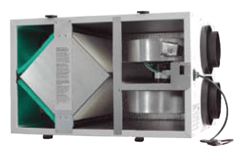 S&P Soler & Palau Fans - TR Series - TR90 Energy Recovery Ventilator - 40-110 cfm