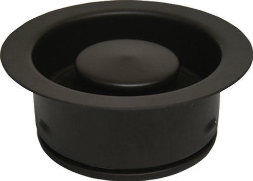 Waste King Accessories - 3156 - 3 Bolt Deco Flange : Oil Rubbed Bronze