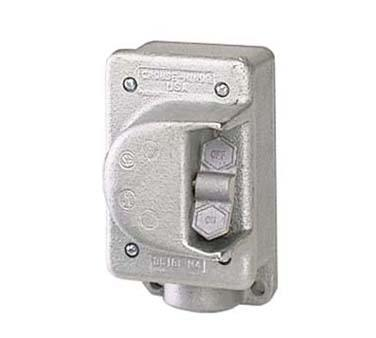 Waste King Accessories Commercial - Waste King Manual Rocker Switch Model 2421
