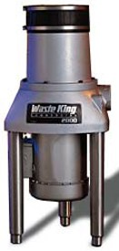 Waste King Commercial Garbage Disposal 2000-1 - 2 HP Single Phase
