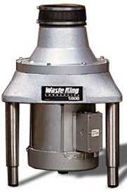 Waste King Commercial Garbage Disposal 5000-3 - 5 HP Three Phase
